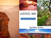 Justice, MD