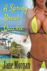 A Spring Break Quickie - Couple Erotica