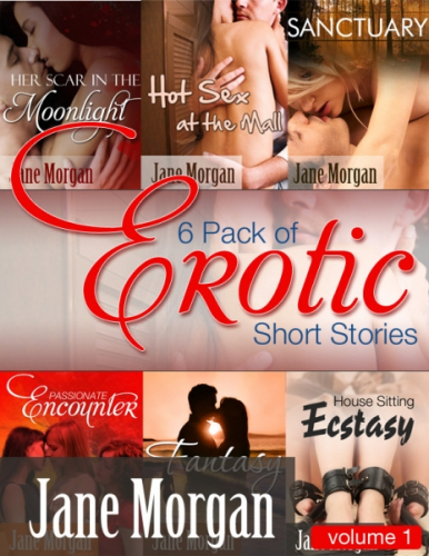Six Pack of Erotic Short Stories - Volume 1(Erotica General)
