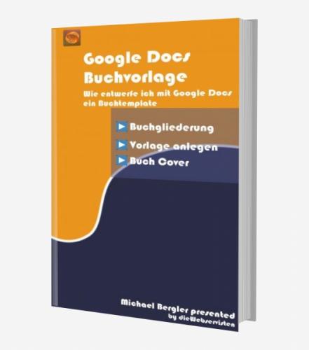 Google Docs Buchvorlage