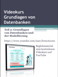 Grundlagen von Datenbanken - Teil 2: Grundlagen