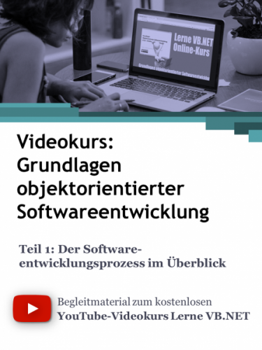 SE01 Softwareentwicklungsprozess im Überblick