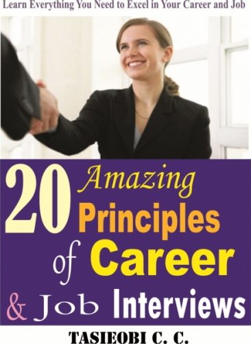 20 Amazing Principles of Career and Job Interview