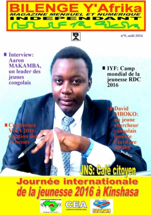 BILENGE Y'Afrika Magazine