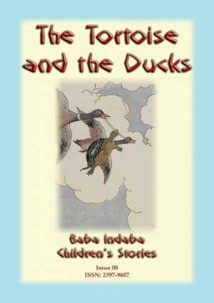 THE TORTOISE AND THE DUCKS - An Aesop's fable for children