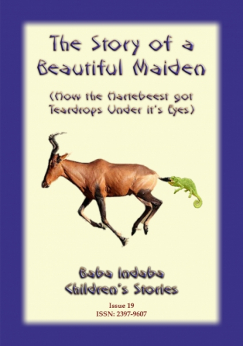 THE STORY ABOUT A BEAUTIFUL MAIDEN - West African Hausa Tale