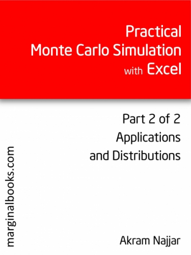 Practical Monte Carlo Simulation with Excel Part 2