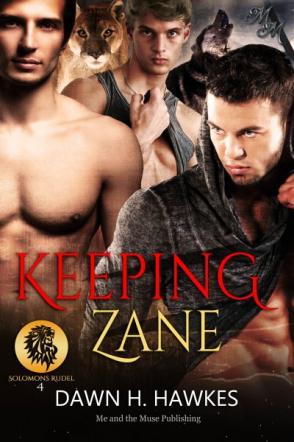 Keeping Zane: Gefährten zu dritt