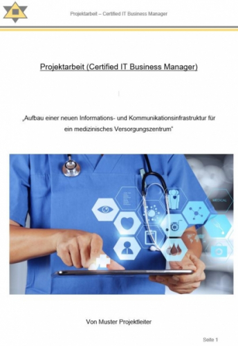 Projektarbeit - Certified IT Business Manager