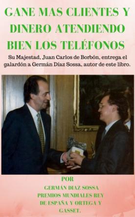 GANE MAS CLIENTES Y DINERO ATENDIENDO BIEN LOS TELEFONOS.