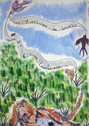 Les Aventures de Loustik, tome 3 : l'adolescence commence