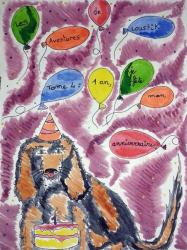Les aventures de Loustik, Tome 4 : je fête mon anniversaire