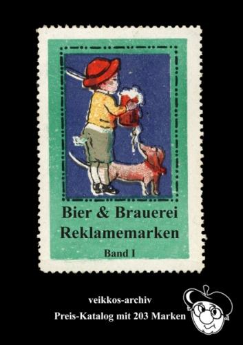 Bier & Brauerei Reklamemarken Band 1