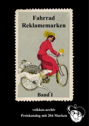 Fahrrad Reklamemarken Band 1