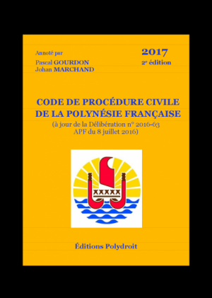 Code de procédure civile de la Polynésie française