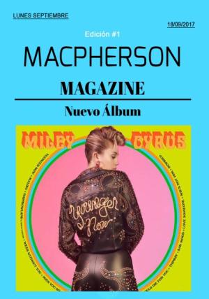 Macpherson Magazine - Edición #1