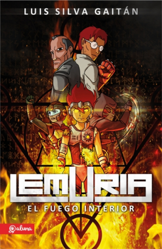 Lemuria: El Fuego Interior