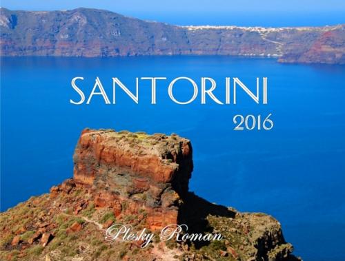 Fotobuch Santorini 2016