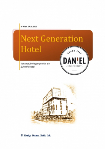 Next Generation Hotel