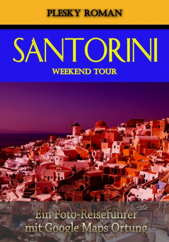 Santorini Weekend Tour