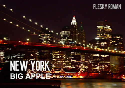 Fotobuch New York – Big Apple