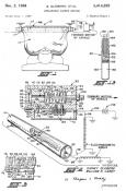 Patent-Kunstdruck 'Erster AIRBAG der Welt von 1968'