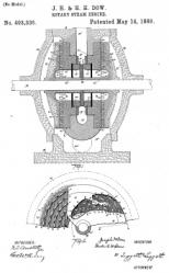 Patentschrift Dampfmaschine