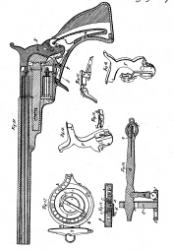 Patentschrift ' Colt'
