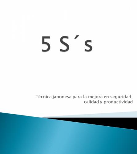 5 S´s
