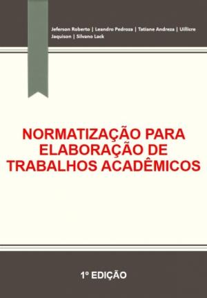 Normatização Para Elaboração de Trabalho Acadêmicos