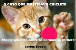 O Gato que Mastigava Chiclete