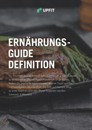 Upfit Ernährungs-Guide Definition