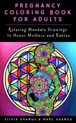 Pregnancy Coloring Book for Adults
