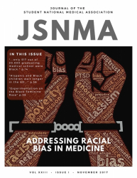 JSNMA Fall 2017 Volume 23, Issue 1