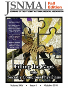 Filling the Gaps with Socially Conscious Physicians