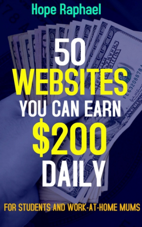 50 Websites to Earn $200 Daily