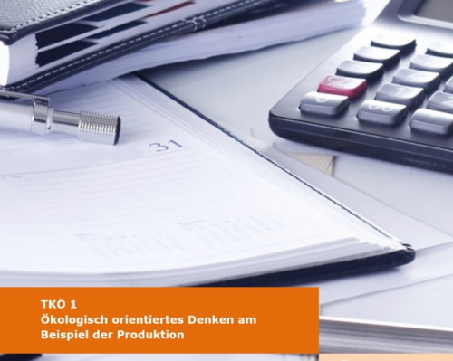 TKÖ 1 - Note 1- (93/100) - inkl. Anmerkungen des Fernlehrers