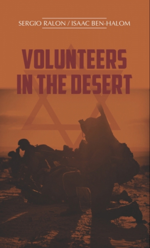 Volunteers in the Desert