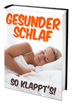 Gesunder Schlaf - So klappt's !