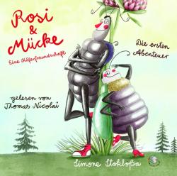Rosi & Mücke - Eine Käferfreundschaft