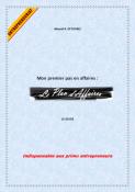 Mon premier pas en affaires : Le Plan d'affaires