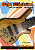 Intervallic Method for electric bass