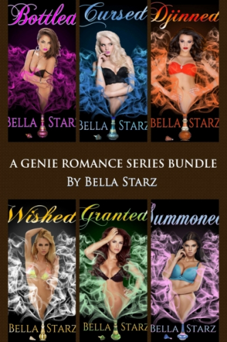 A Genie Romance Series Bundle, Part 1