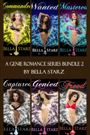 A Genie Romance Series Bundle, Part 2