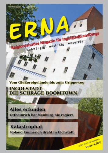 Erna Magazin Band 1