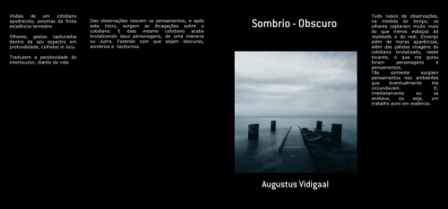 Sombrio - Obscuro