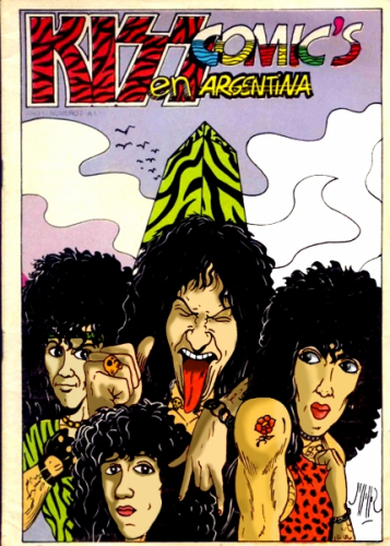 Kiss Cómics N° 2 (1985)