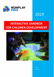 INTERACTIVE SANDBOX FOR CHILDREN DEVELOPMENT