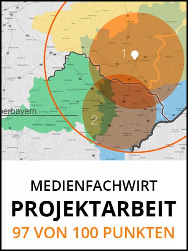 Medienfachwirt Print IHK-Projektarbeit Note 1