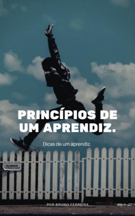 Princípios de um aprendiz.